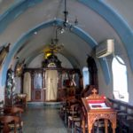 Общий вид храма Святого Антония внутри