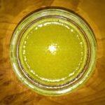 Оливково-лимонный соус