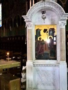 Родос, Благовещенский Собор, икона Б