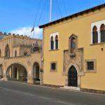 Родос, Благовещенский Собор, соединение с Домом Правительства