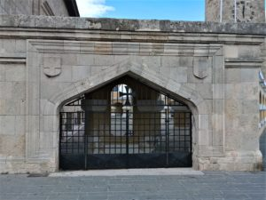 Родос, Благовещенский Собор, ворота