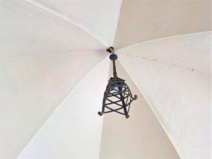Родос, Дом Правительства, светильник