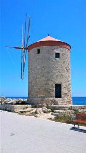 Как выглядит ветряная мельница