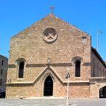 Главный фасад Собора Благовещения в Родосе