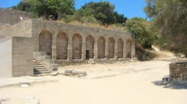 Античный Акрополь Родоса