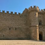 Ворота и башни Дворца Великих Магистров