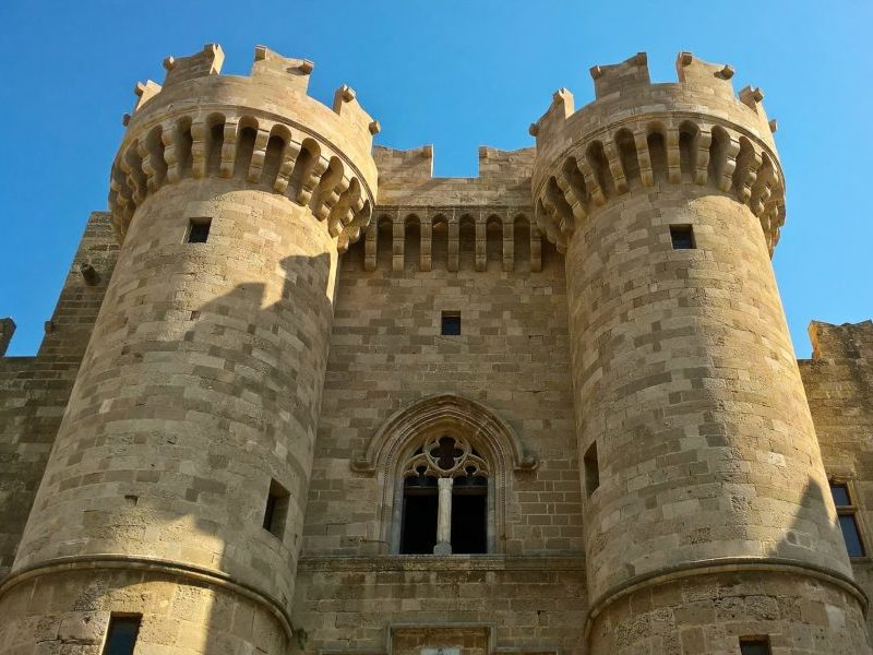 Дворец Великих Магистров в Родосе