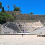 Одеон античного акрополя