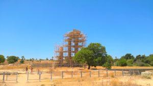 Храм Аполлона в лесах