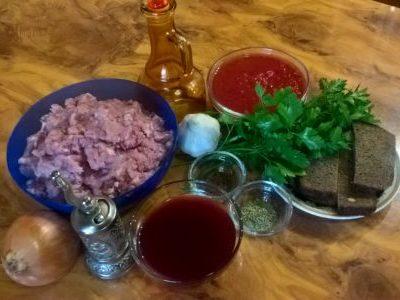 Ингредиенты для судзукакья