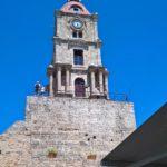 Общий вид часовой башни