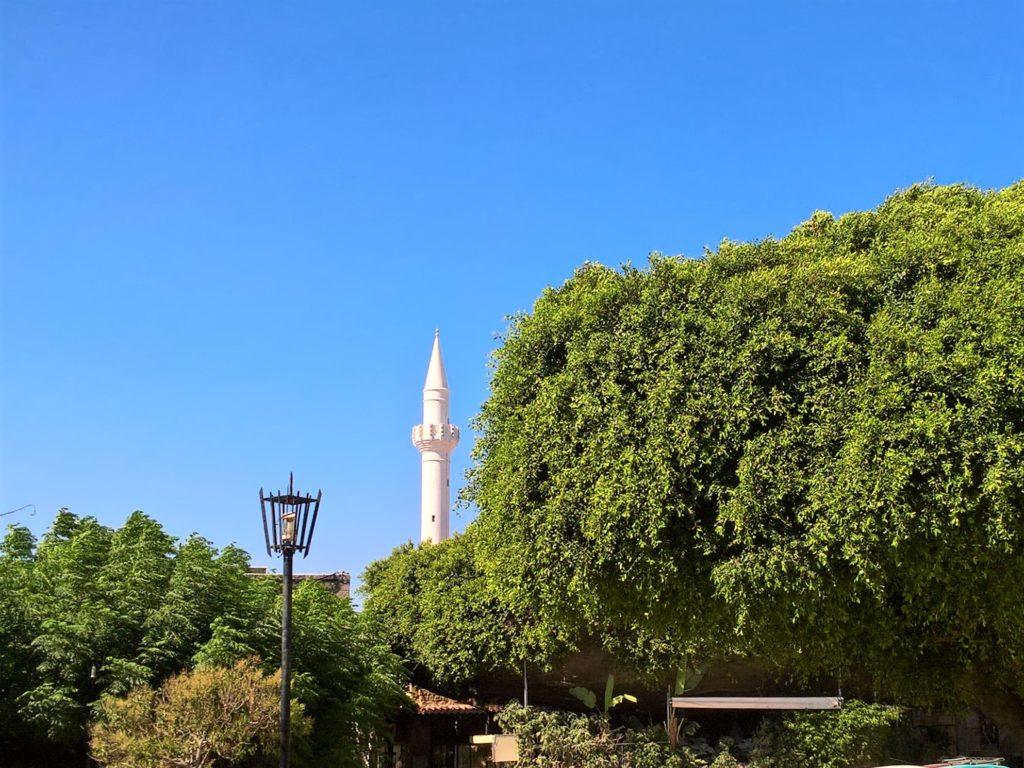 Мечеть Ибрагима-паши на Родосе