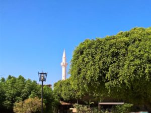 Мечеть Ибрагима Паши на Родосе