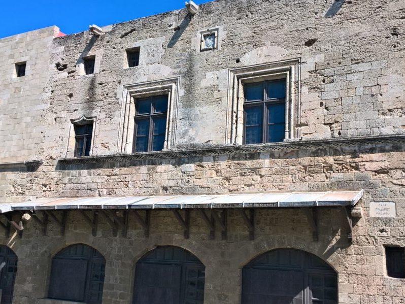 Гостевой дом Святой Екатерины в Родосе