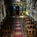Убранство и Царские врата Храма Святого Фанурия