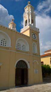 Башни Кафедрального Собора Родоса