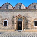 Северная стена и вход Церкви Введения во храм Пресвятой Богородицы