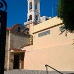 Вход в пристройку Церкви Введения во храм Пресвятой Богородицы