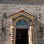 Главный вход Церкви Введения во храм Пресвятой Богородицы