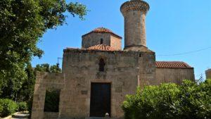 Храм Святой Троицы в Старом городе Родос