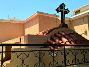 Апсида Храма Святых Архангелов в Родосе