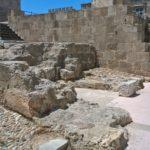 Руины Храма Святого Иоанна