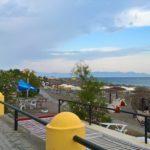 Пляж Элли оборудован специальными спусками для колясок