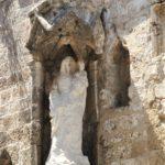 Скульптура Богородицы с Младенцем Храма Святой Троицы