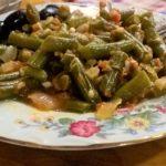 Фасолакья - фасоль по-гречески
