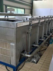 Емкости для мытья оливок