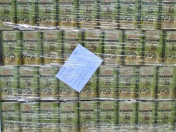 Упаковка оливкового масла