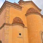 Каламици Александру Храм Святой Троицы, близко