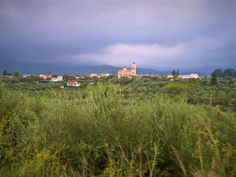 Каламици Александру Храм Святой Троицы