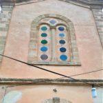Каламици Александру Храм Святой Троицы, окно