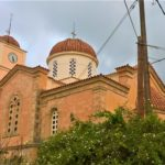 Каламици Александру Храм Святой Троицы, вид