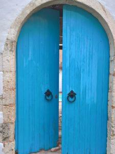 Каламици Александру, двери