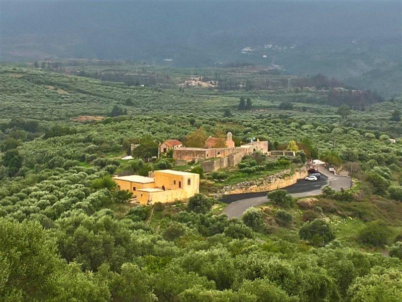 Монастырь Святого Георгия в Кариди