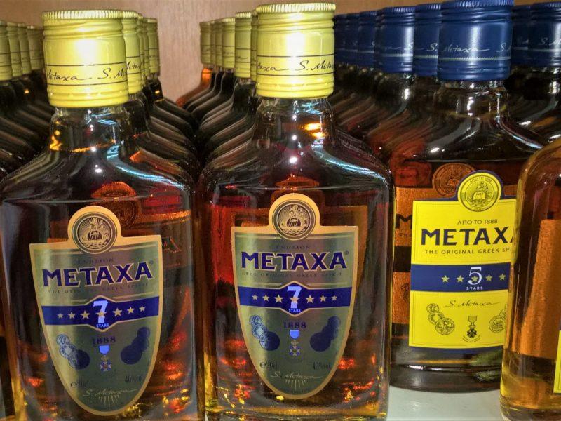 Метакса, фото