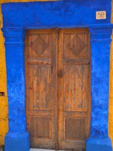 Родос, Старый город, дверь