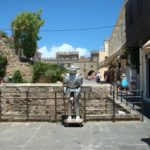 Родос, Старый город, рыцарские доспехи