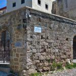 Родос, Старый город, старинное здание на площади Софокла