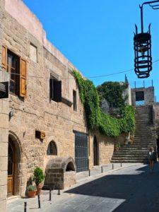 Родос, Старый город, улица Аристотеля