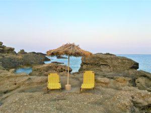 Родос, Калифея, пляжи