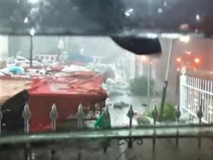 Ураган на Халкидиках