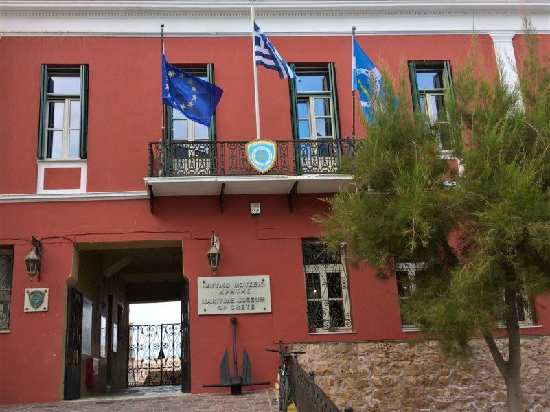 Хания, Морской музей Крита