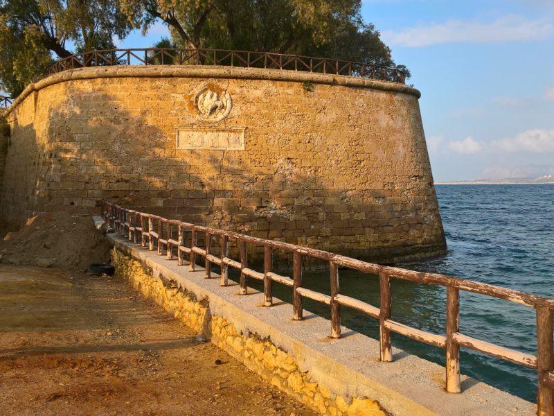 Бастион Саббионара в Ханье